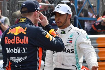 Video: Verstappen wartet noch auf den großen Kampf mit Hamilton