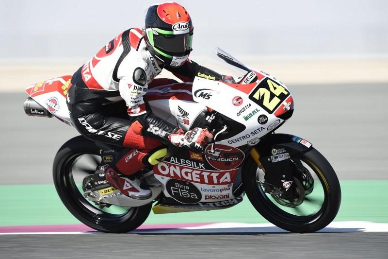 Moto3 Mugello FT2: Tatsuki Suzuki mit Freitagsbestzeit