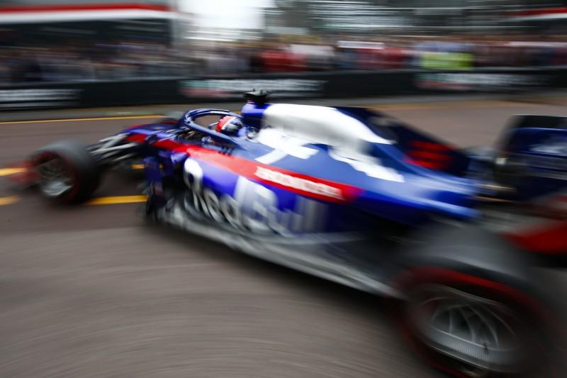 Rückkehrer Daniil Kwjat freut sich: Toro Rosso wird immer besser