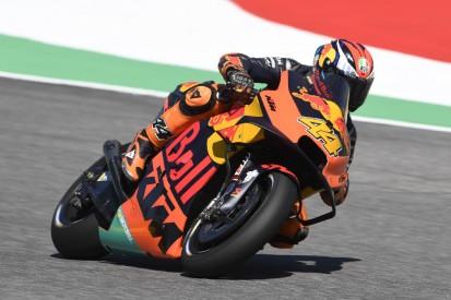 """Pol Espargaro mit KTM in den Top 4: """"Ich überholte Valentino, als ob er steht"""""""