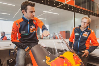 Vorgezogenes Comeback für KTM-Testfahrer Dani Pedrosa