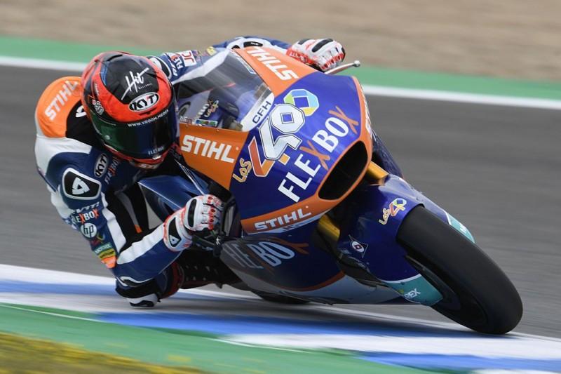 Moto2 Mugello FT3: Fernandez-Bestzeit, WM-Leader Baldassarri in Q1