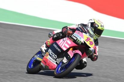 Moto3 Mugello: Tony Arbolino mit neuem Rekord auf der Pole-Position