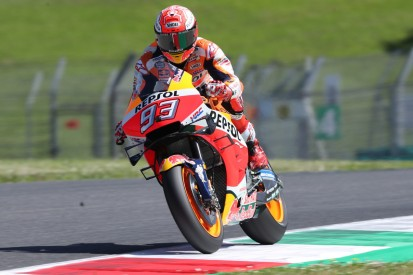 MotoGP: Mugello-Pole für Marquez - Rossi auf Startplatz 18