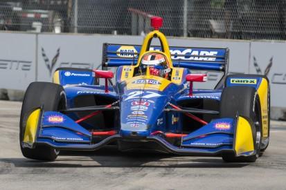 IndyCar Detroit: Alexander Rossi auf Pole-Position für Rennen 1