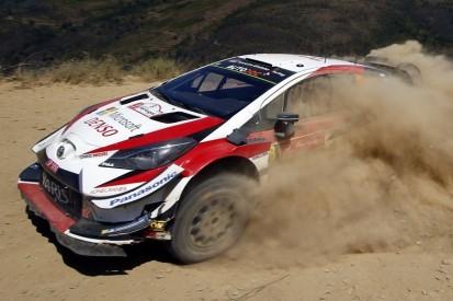 Rallye Portugal: Dreikampf um den Sieg am Schlusstag