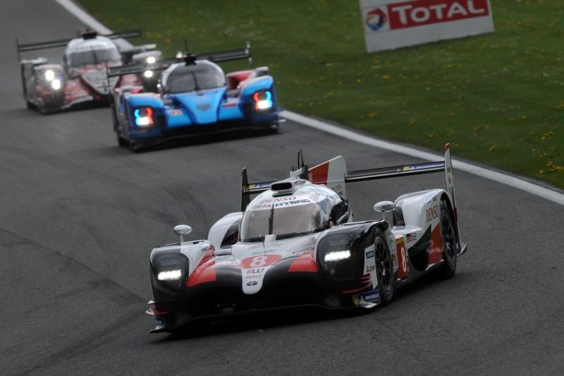Toyota für LMP1-Erfolgsballast: Vasselon erklärt Details