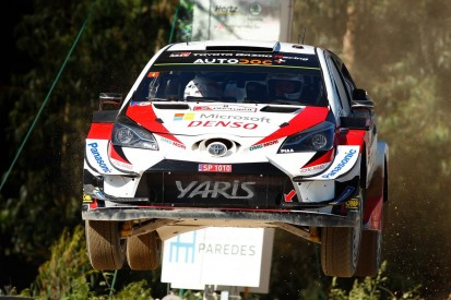 Rallye Portugal: Dritter Saisonsieg für Ott Tänak