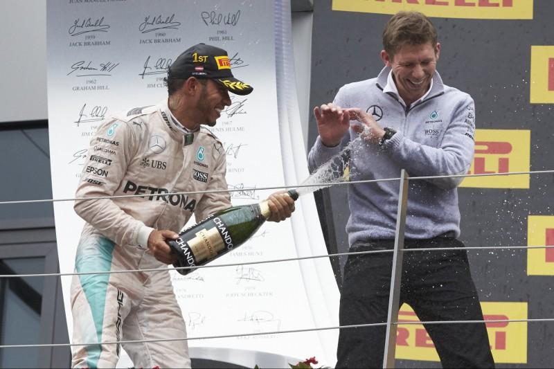 """Lieber Jammer-Hamilton als Funkstille: Feedback für Mercedes """"unschätzbar"""""""