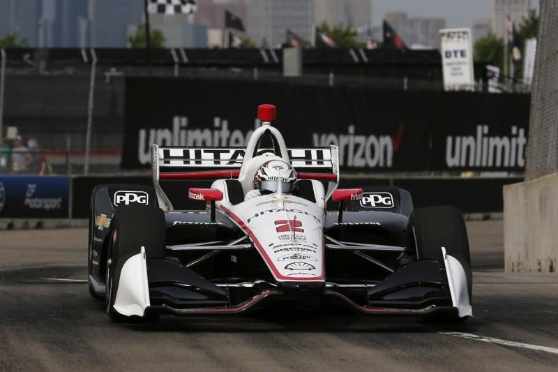 IndyCar Detroit: Newgarden holt sich Pole für Rennen 2