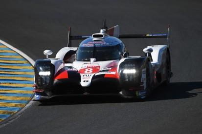 Testfahrten 24h Le Mans 2019: Toyota zwei Sekunden vorn