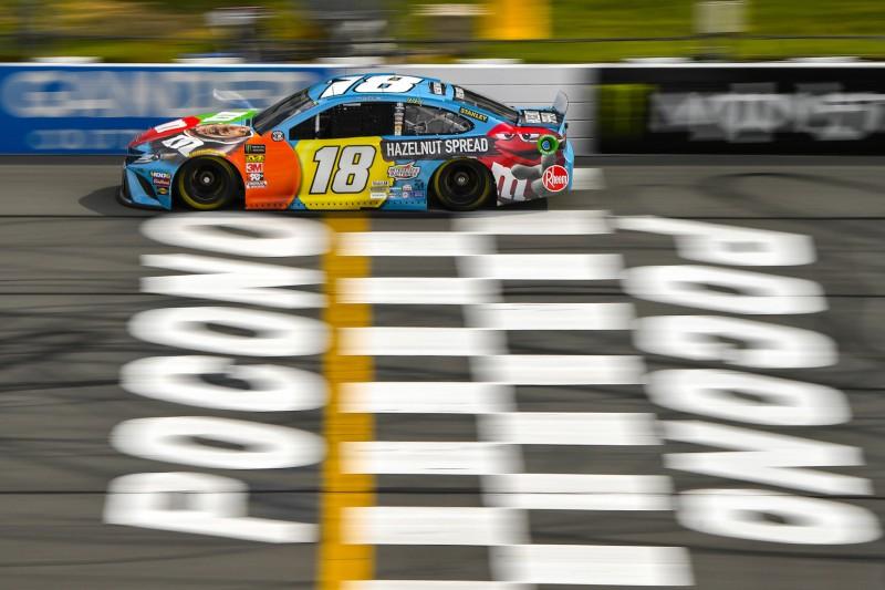 NASCAR Pocono: Kyle Busch feiert vierten Saisonsieg