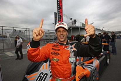 Negri puts MSR on Daytona pole