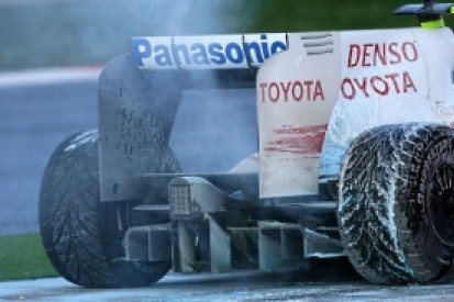 Williams, Toyota diffusers given all clear