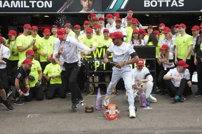 Lewis Hamilton: Mercedes hat das beste Team und die beste Fahrerpaarung