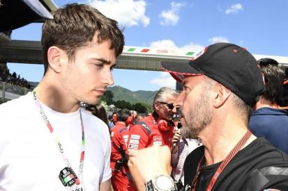 "Wie Hamilton: Auch Charles Leclerc will ""unbedingt"" MotoGP-Motorrad fahren"