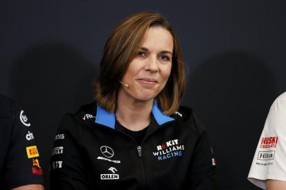 Williams sieht Licht: Zwei Sekunden schneller am Saisonende?