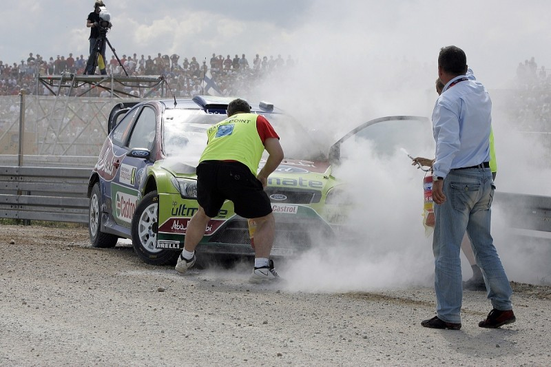 Ford stands by Latvala after crash