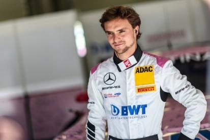 Lucas Auer gibt Comeback im GT-Masters