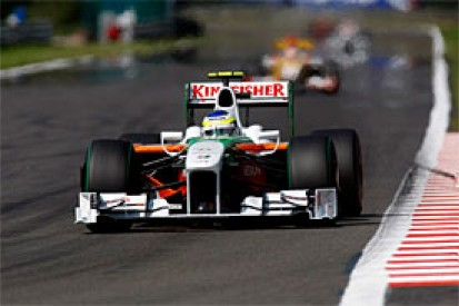 Force India warns Spa was no one-off