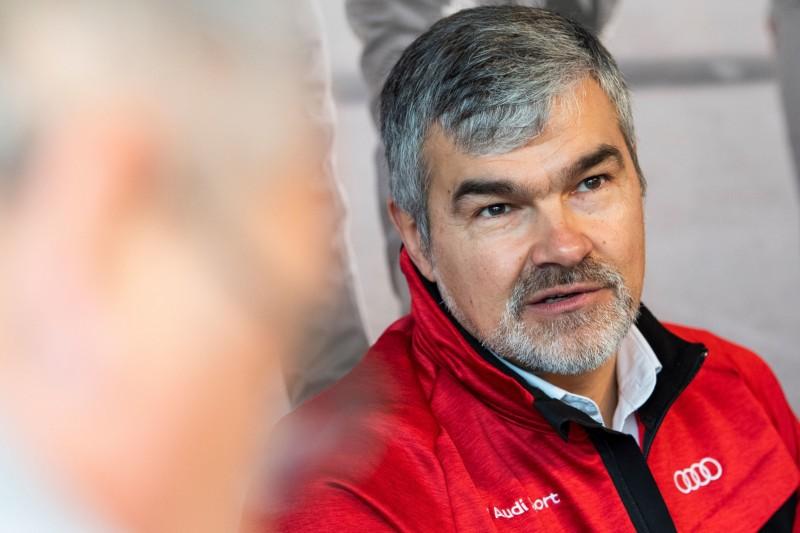 """Audi-Sportchef: """"Porsche ein Gegner wie jeder andere auch"""""""