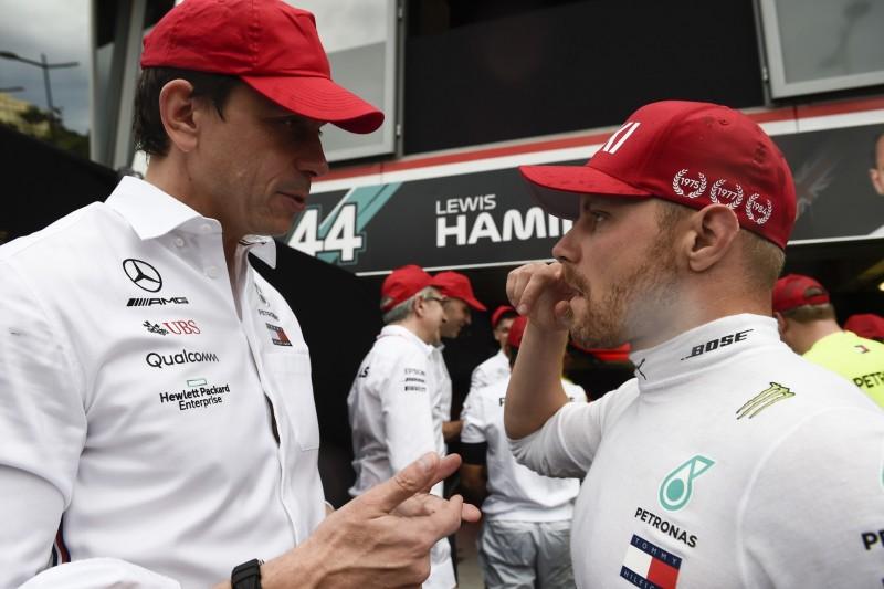Wolff erklärt: Darum bekam Valtteri Bottas 2019 einen neuen Renningenieur