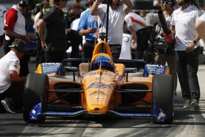 Komplette IndyCar-Saison 2020 für Fernando Alonso vom Tisch
