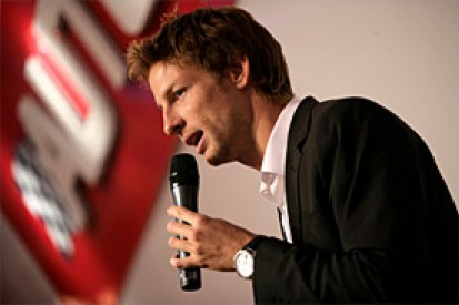 Button: Title chances better at McLaren