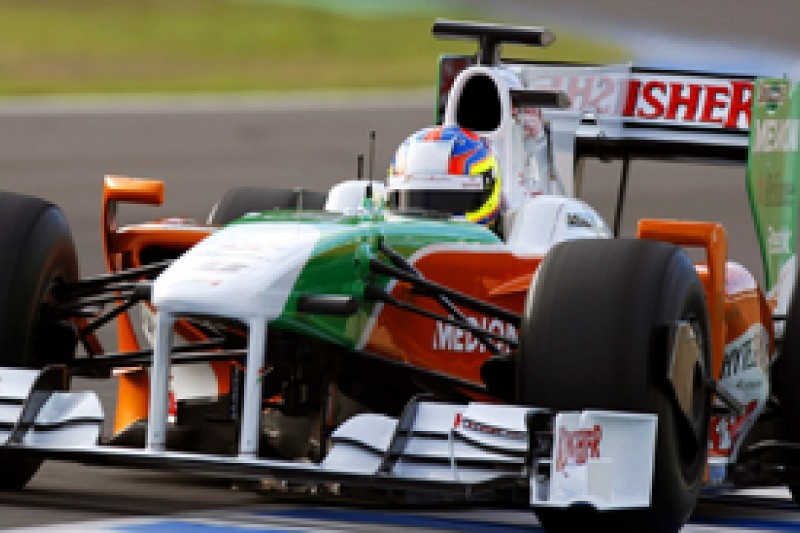 Di Resta close to Force India role