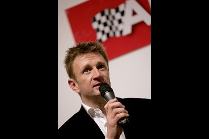 McNish disappointed to miss Sebring