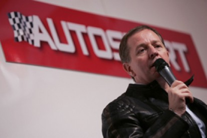 Brundle calls for changes to test rules