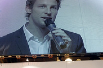 Q & A with Jenson Button