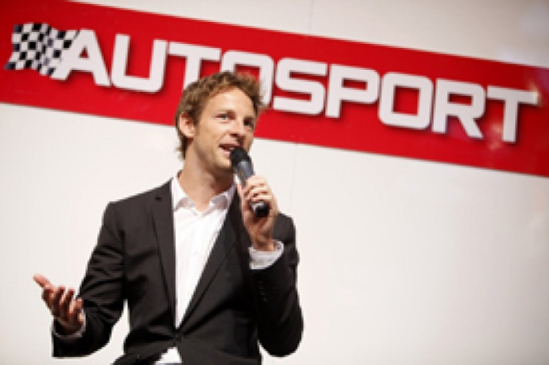 Button says he's even stronger in 2010