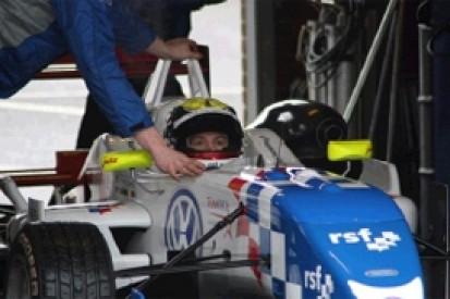 Calado heads Snetterton F3 test