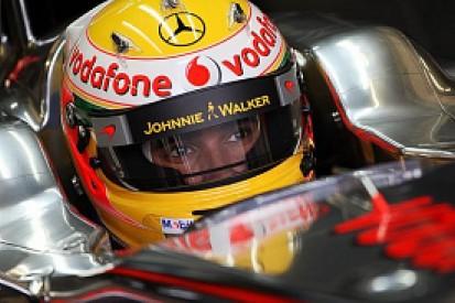 Hamilton tops Jerez test combined times
