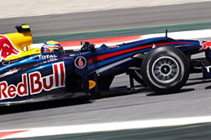 Webber charges to Spanish GP victory