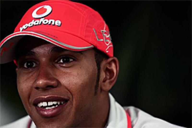 Hamilton: McLaren will learn from Oz