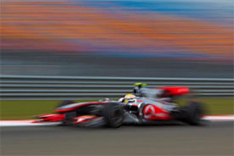 Hamilton wins hectic Turkish Grand Prix