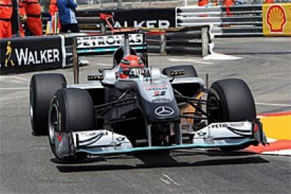 Schumacher expecting no penalty