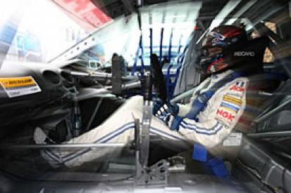 Chilton sets Snetterton test pace