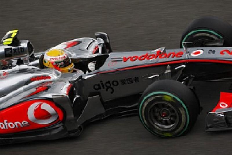 Hamilton wins chaotic Belgian Grand Prix