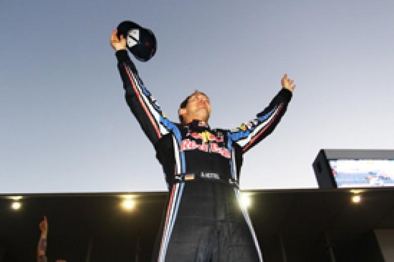 Grapevine: Rankings: Vettel makes rankings history