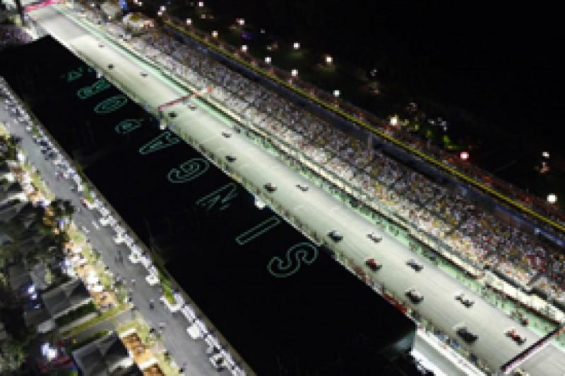 """Singapore seeks """"must-have"""" F1 status"""