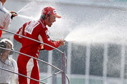 Grapevine: Rankings: Alonso climbs up to sixth