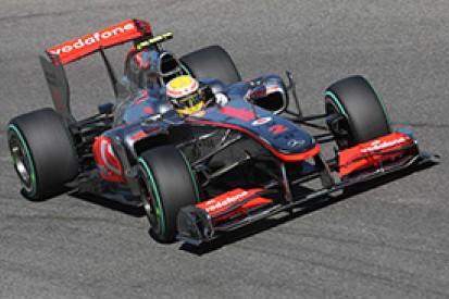 Hamilton edges Vettel in final practice