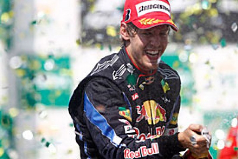 Grapevine: Rankings: Vettel increases advantage