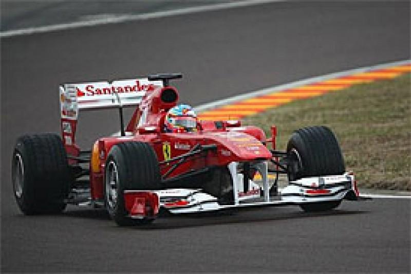 Ferrari using Toyota's windtunnel
