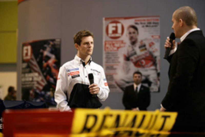 Davidson: 2011 rules tough for drivers