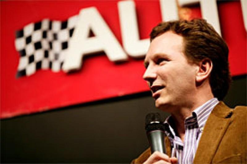 Horner hopes racing is not 'artificial'
