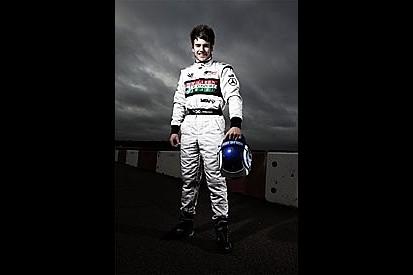 McLaren AUTOSPORT BRDC: Williamson